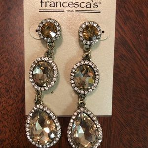 NWT Francesca's Earrings